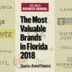 These Florida brands rank among the nation's most valuable (Slideshow)