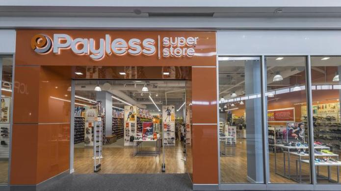 Image result for payless shoesource closing