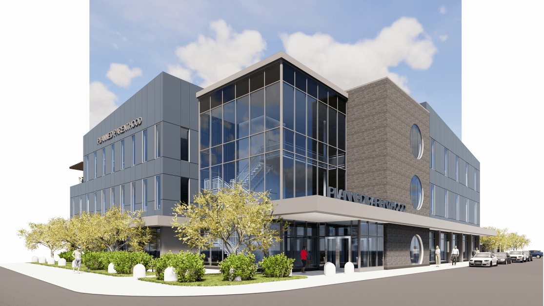 Plans unveiled for new Planned Parenthood clinic in Uptown ...