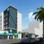 Hilton-branded hotel breaks ground near Fort Lauderdale airport with $14M loan