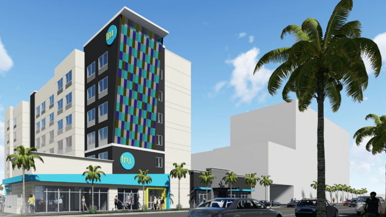 Ad1 Global Breaks Ground On Tru By Hilton Hotel In Dania