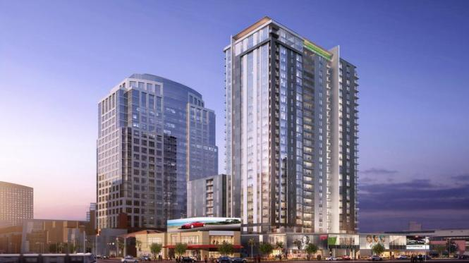 Hines To Build High Rise Luxury Apartment Tower In Phoenix