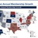 Florida credit unions grew assets, but not membership, in 2018
