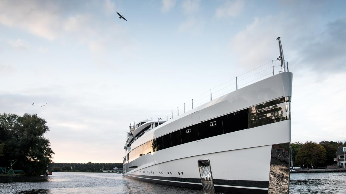 Dan Snyder Buys 100 Million Yacht With Imax Theater