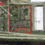 Industrial building proposed west of Palm Beach International Airport