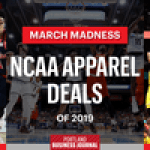 Here are 33 of the biggest apparel deals in March Madness (Photos)