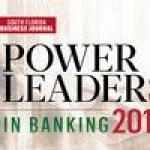 Meet the 2019 Power Leaders in Banking