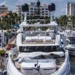 Check out this $31.5M superyacht on display at the Palm Beach International Boat Show (Photos)