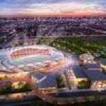 Beckham group's stadium design revealed (Renderings)