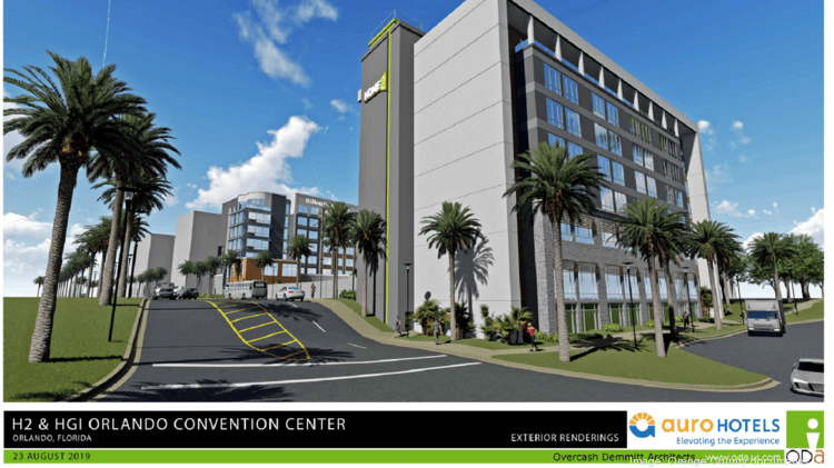 South Carolina Based Hotel Firm Plans 2 Hotels Near