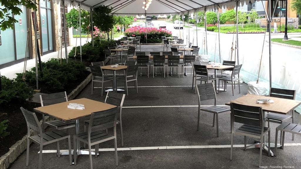 king of prussia restaurants see revenue