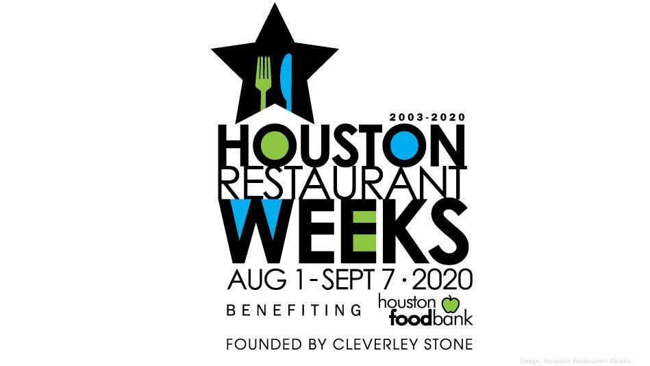 Houston Restaurant Weeks 2020 kicks off — see the