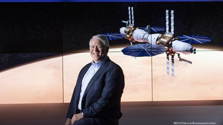 Rick Ambrose, executive vice president of Lockheed Martin Space.