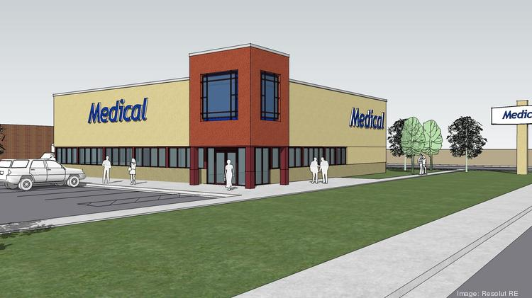 The Resolut RE team is marketing more than 5,200 of available square feet at Zuni Plaza to medical tenants.