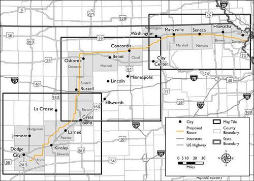 Grain Belt Express seeks information for wind-transmission