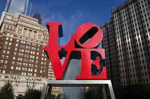 LOVE Park could get restaurants if City Council President Darrell Clarke has his way.