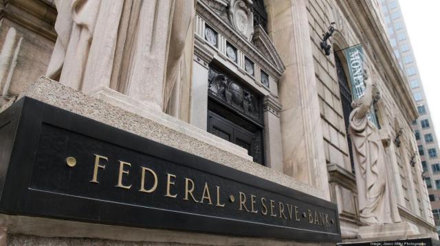 Resultado de imagen para federal reserve bank