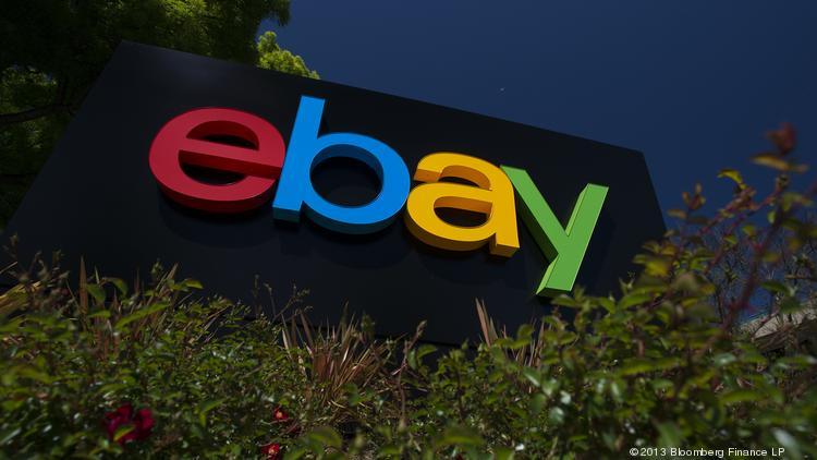shares soar on ebay