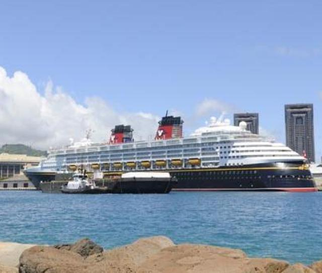 Disney Cruise Line To Hold Hawaii Canada Cruise In 2020 With Cruise Ship Disney Wonder Pacific Business News