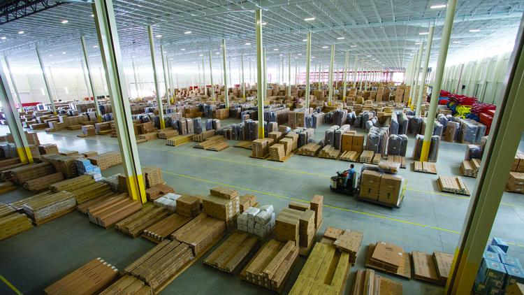 Ashley Furniture Industries Inc Now Has 657 New Jobs At