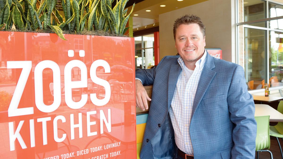 Zoes Kitchen cooks up a profit in first quarter  Dallas