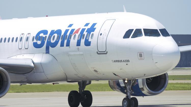 spirit airlines dfw terminal