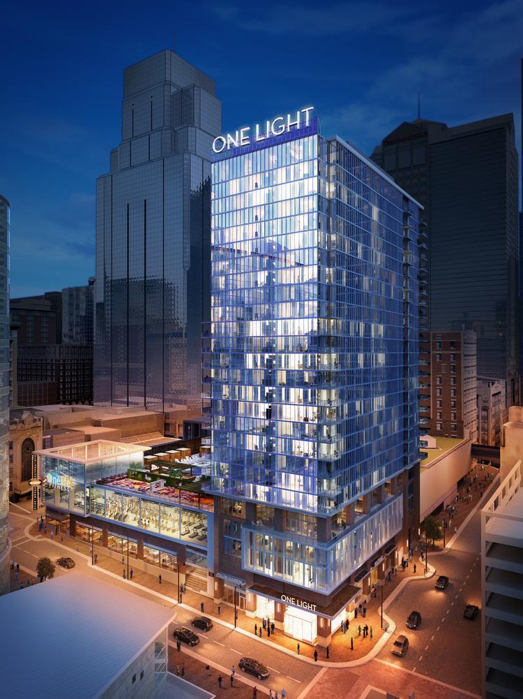 Kansas City Downtown Luxury Apartments