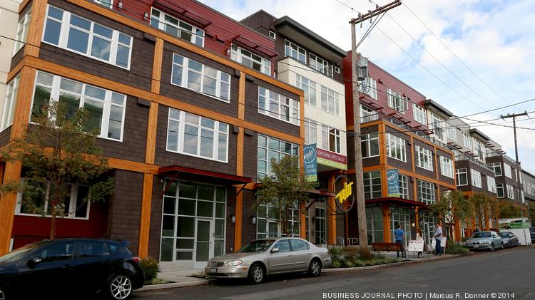 The Seattle-area apartment market is booming.