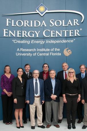 UCF and NASA Team Photo