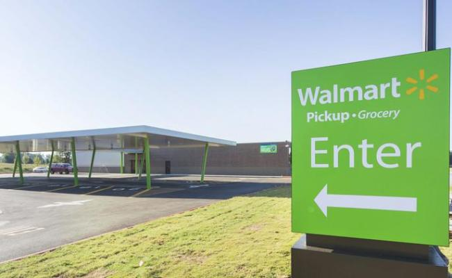 Wal Mart Testing Click And Collect Center Here S How