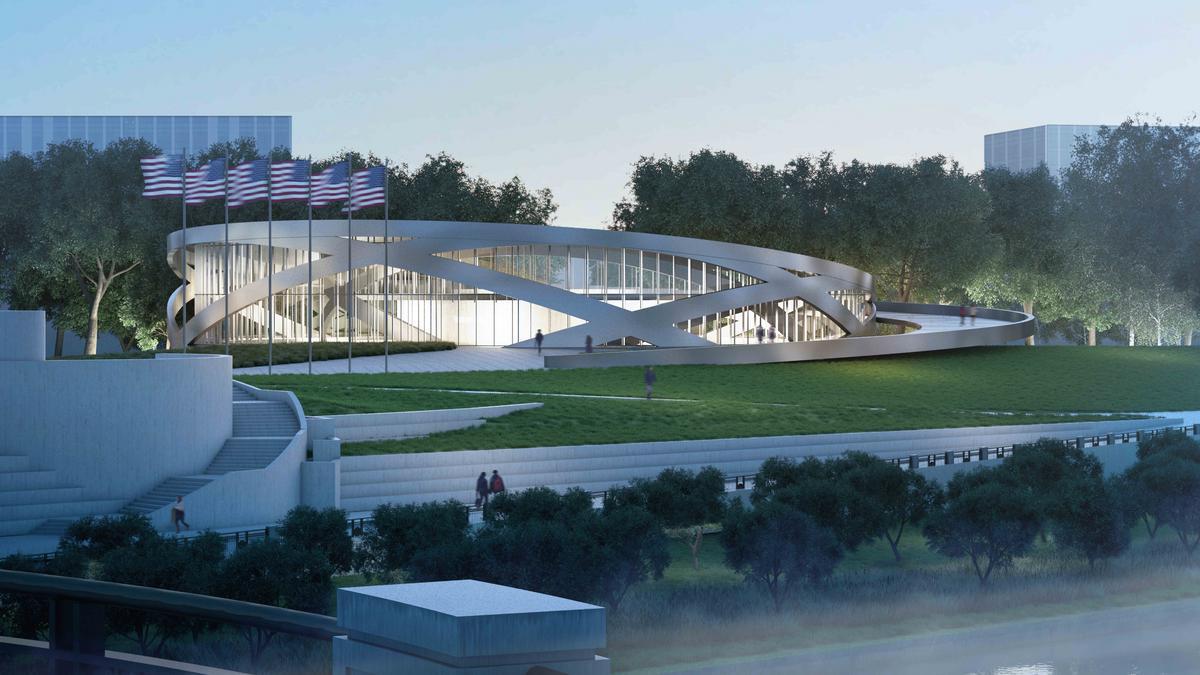 Broad Art Museum Building Plans
