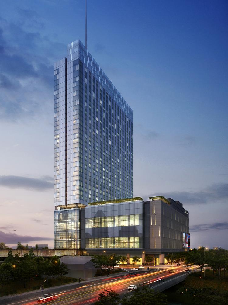 Legal fight erupts among builders of Fairmont Austin 27M