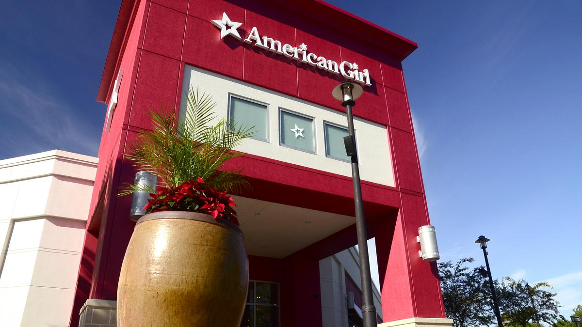 First Look American Girl Arrives At Florida Mall