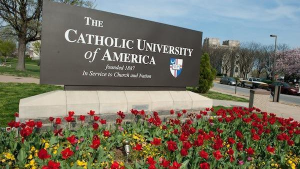 Catholic University of America receives gifts from Busch