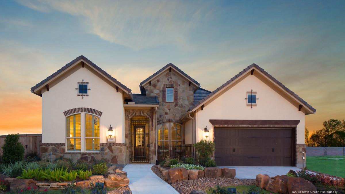 Best Kitchen Gallery: Houston Buyers Spent Slightly More For Smaller Homes In 2017 of Largest House In Houston on rachelxblog.com