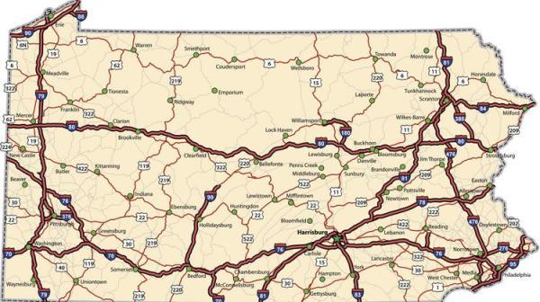Two Pittsburgh intersections among worst bottlenecks in U