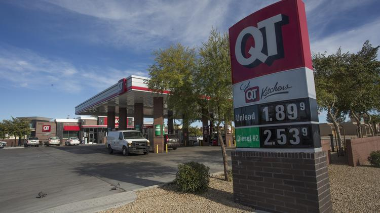 QuikTrip goes full service around Arizona at least for food  Phoenix Business Journal