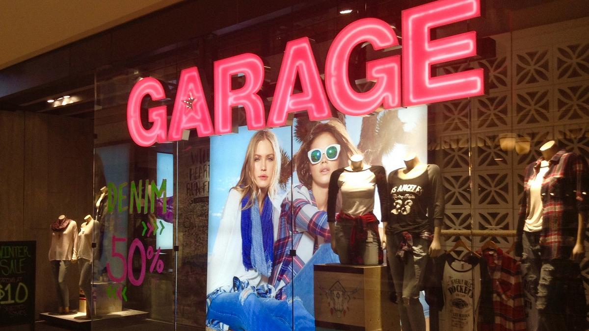 Garage Clothing Tops Teen Fashion Retailer Garage To Open First Charlotte Store
