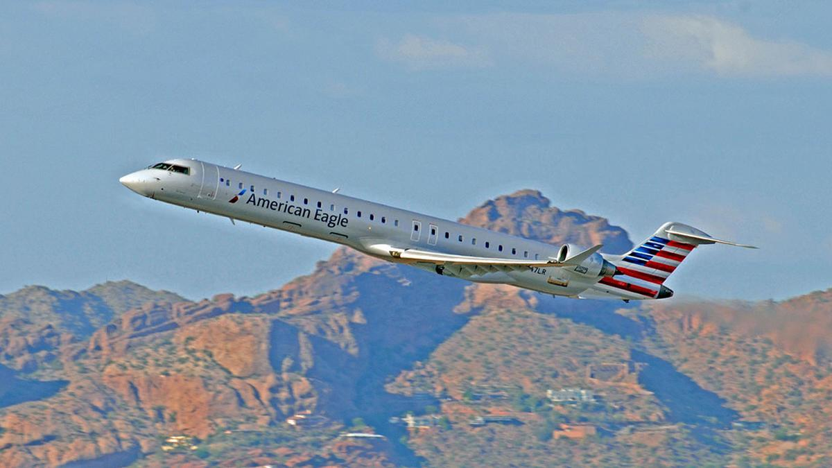 Mesa Airlines agrees to fly new planes for American