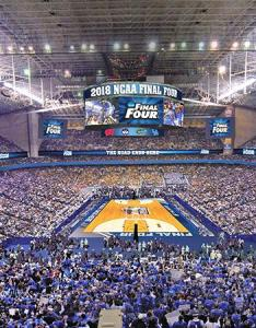 San antonio auditioning for future ncaa final fours also and alamodome four rh bizjournals