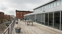Milwaukee's Coolest Offices: Rooftop deck, fully stocked ...