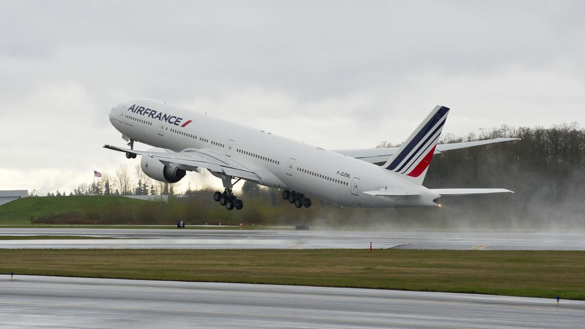 air france is coming