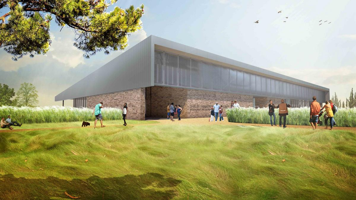 Shelby Farms Park Conservancy and the Crosstown Concourse announced The Kitchen restaurant