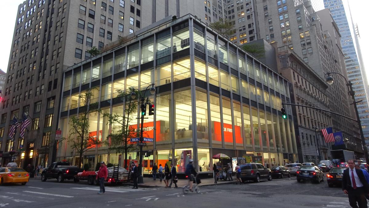 Joe Fresh Nyc Locations