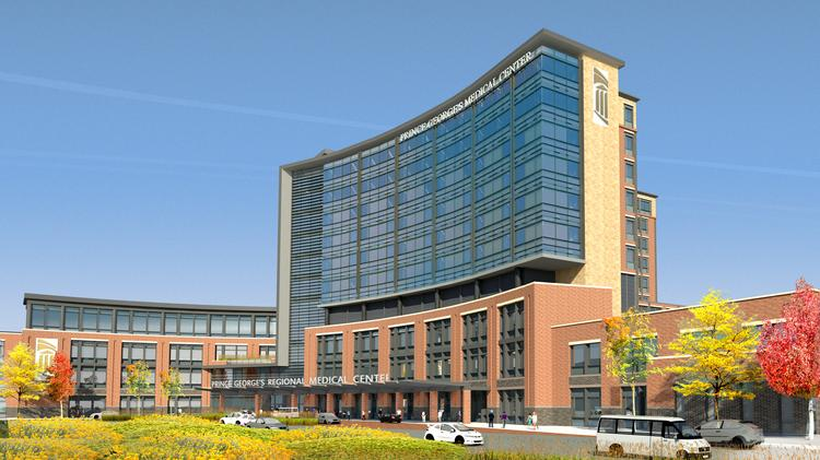 University of Maryland Medical System Dimensions