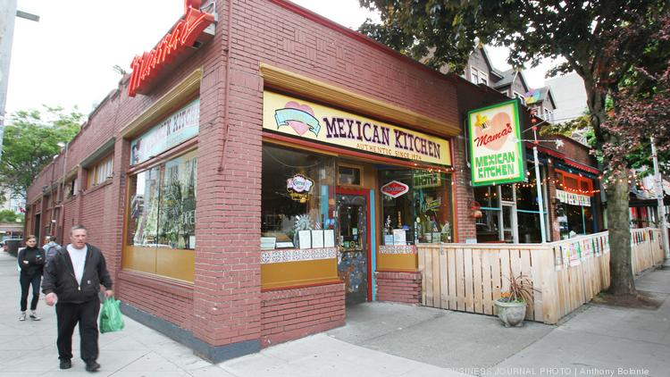 Mamas Mexican Kitchen to close after Belltown building