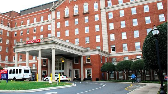 Novant Health Presbyterian Medical Center in Charlotte