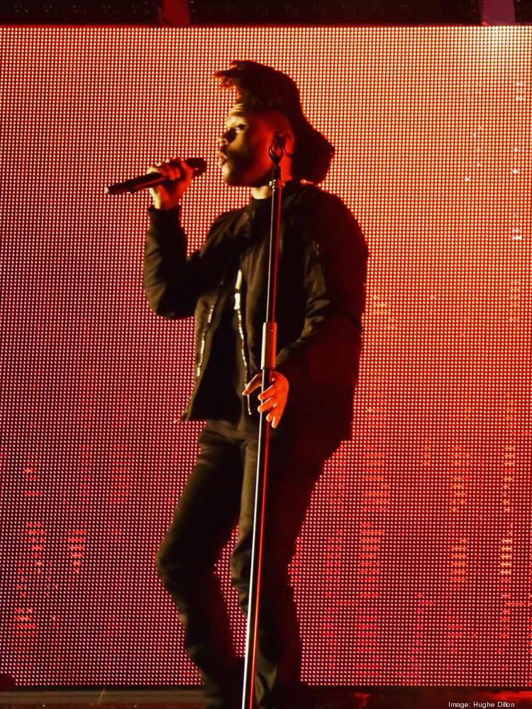 The Weeknd Rae Sremmurd concert grosses 14M in Atlanta