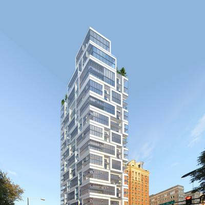 Jpx Works Secures Construction For New Tower Lilli Midtown Atlanta Business Chronicle