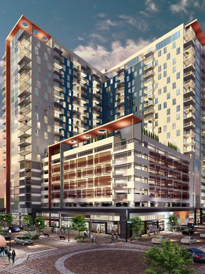 Carter Closes On Downtown Tampa Site For 23 Story Tower